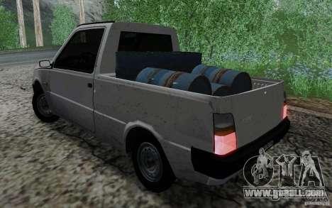 SEAZ Oka Pickup for GTA San Andreas right view