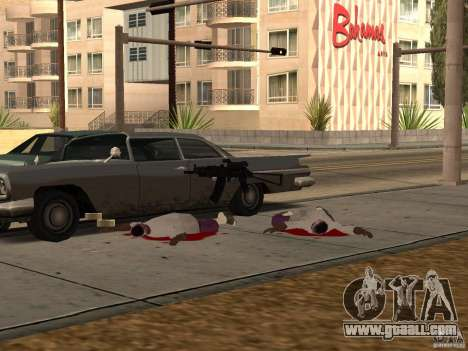 Pak domestic weapons for GTA San Andreas seventh screenshot