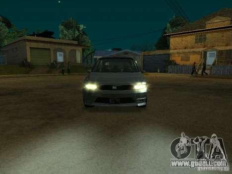 Perennial of GTA 4 for GTA San Andreas right view