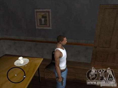 Colt for GTA San Andreas second screenshot