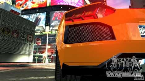 Lamborghini Aventador LP700-4 2011 EPM for GTA 4 side view