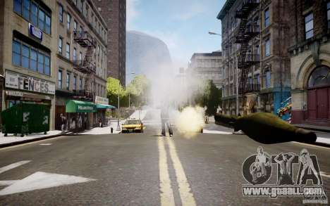 RPG-7 of MW3 for GTA 4 forth screenshot
