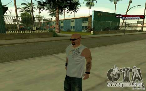 Mexican Drug Dealer for GTA San Andreas