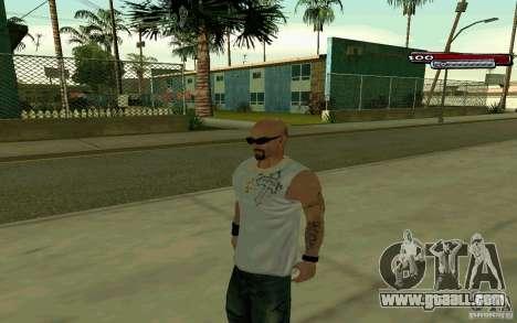 Mexican Drug Dealer for GTA San Andreas