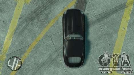 Jaguar XK E-type for GTA 4 right view
