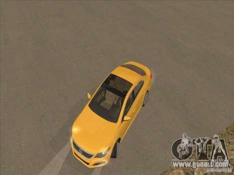 Volkswagen Passat CC for GTA San Andreas side view