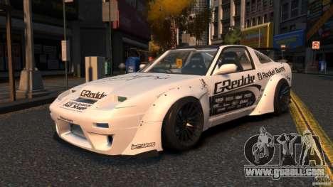Nissan 380SX BenSopra RIV for GTA 4
