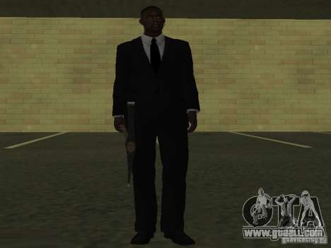 The Bodyguards for GTA San Andreas fifth screenshot