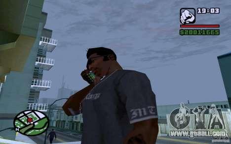 LG Optimus X2 for GTA San Andreas forth screenshot