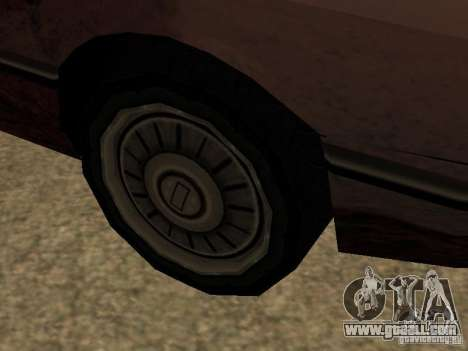 Realistic damage for GTA San Andreas fifth screenshot