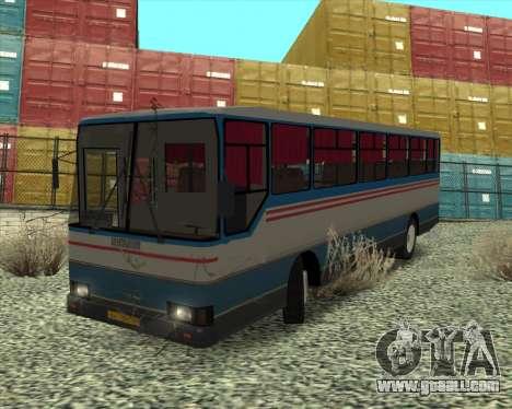 Autosan H10-11.11B for GTA San Andreas