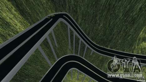 MG Downhill Map V1.0 [Beta] for GTA 4 forth screenshot