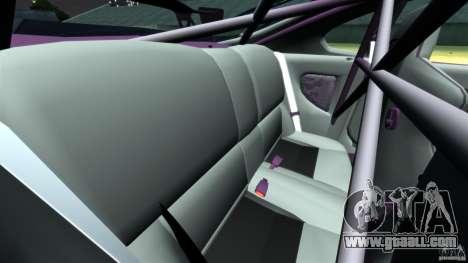 Toyota Supra Top Secret for GTA 4 side view