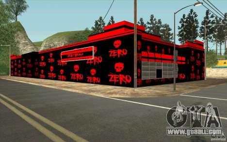 A new village Dillimur for GTA San Andreas fifth screenshot