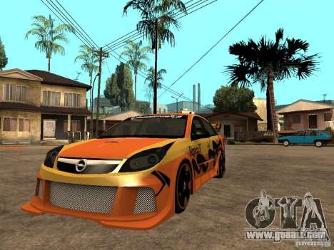 Opel Vectra for GTA San Andreas
