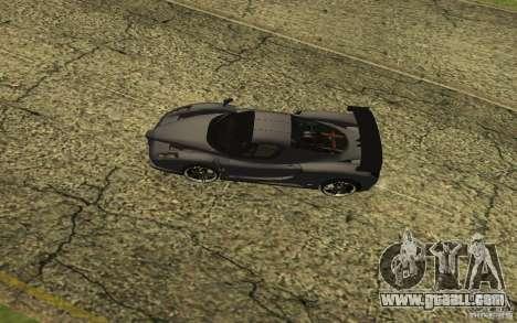 Ferrari Enzo ImVehFt for GTA San Andreas left view