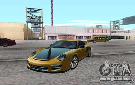 Advanced Graphic Mod 1.0 for GTA San Andreas forth screenshot