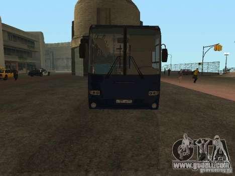 LIAZ-5256 Golaz 2007 for GTA San Andreas