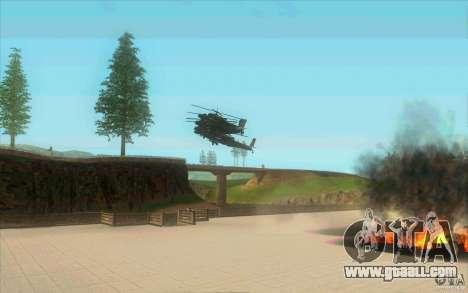 6 stars for GTA San Andreas forth screenshot