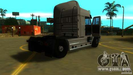 ZIL 5417 SuperZil for GTA San Andreas back left view