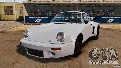 Porsche 911 Carrera RSR 3.0 Coupe 1974 for GTA 4