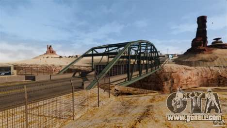 Ambush Canyon for GTA 4 second screenshot