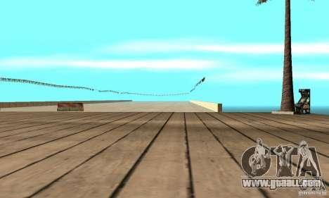 Dan Island v1.0 for GTA San Andreas sixth screenshot