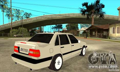 Volvo 850 Turbo for GTA San Andreas right view