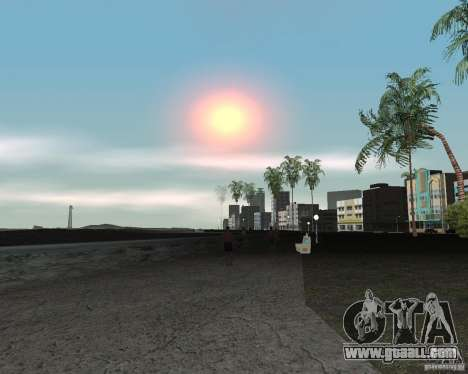 New VC textures for GTA UNITED for GTA San Andreas second screenshot