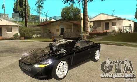 GTA IV SuperGT for GTA San Andreas