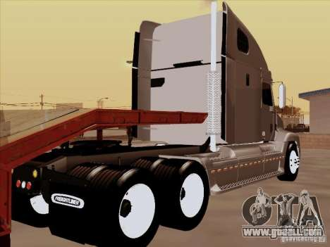 Freightliner Century ST for GTA San Andreas right view