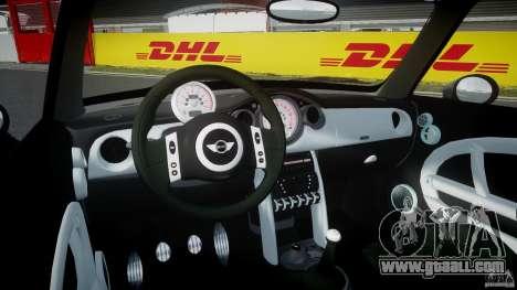 Mini Cooper S for GTA 4 right view