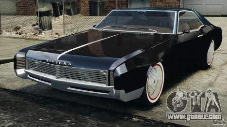 Buick Riviera 1966 v1.0 for GTA 4