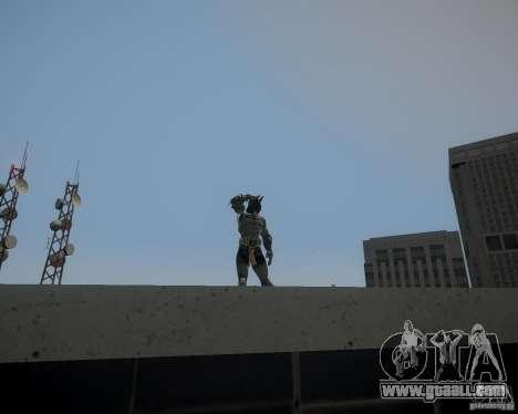 Batman: The Dark Knight for GTA 4 third screenshot