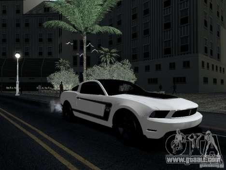 ENBSeries by Shake for GTA San Andreas third screenshot