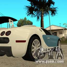 spoiler for the bugatti veyron final for gta san andreas. Black Bedroom Furniture Sets. Home Design Ideas