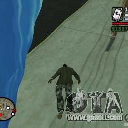 Now in gta san andreas will tsunami and its need to CJ-fly on the ...