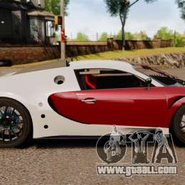 bugatti veyron 16 4 body kit final stock for gta 4. Black Bedroom Furniture Sets. Home Design Ideas
