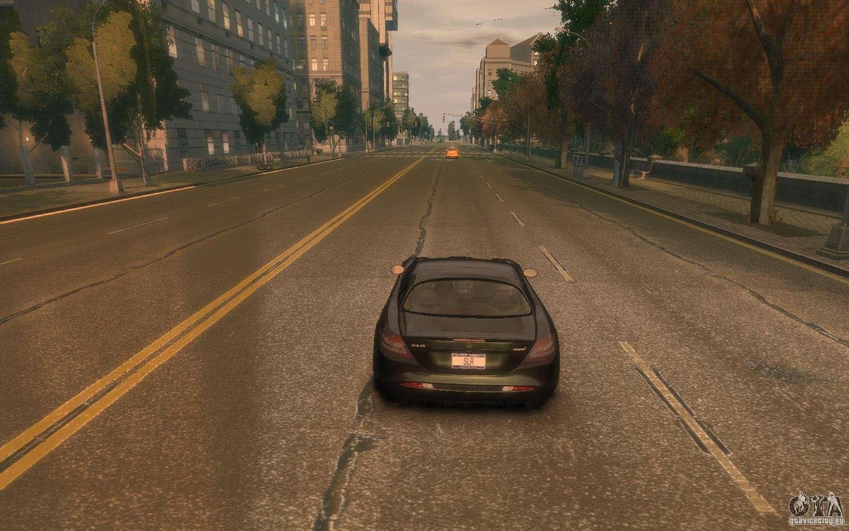 HD Roads for GTA 4