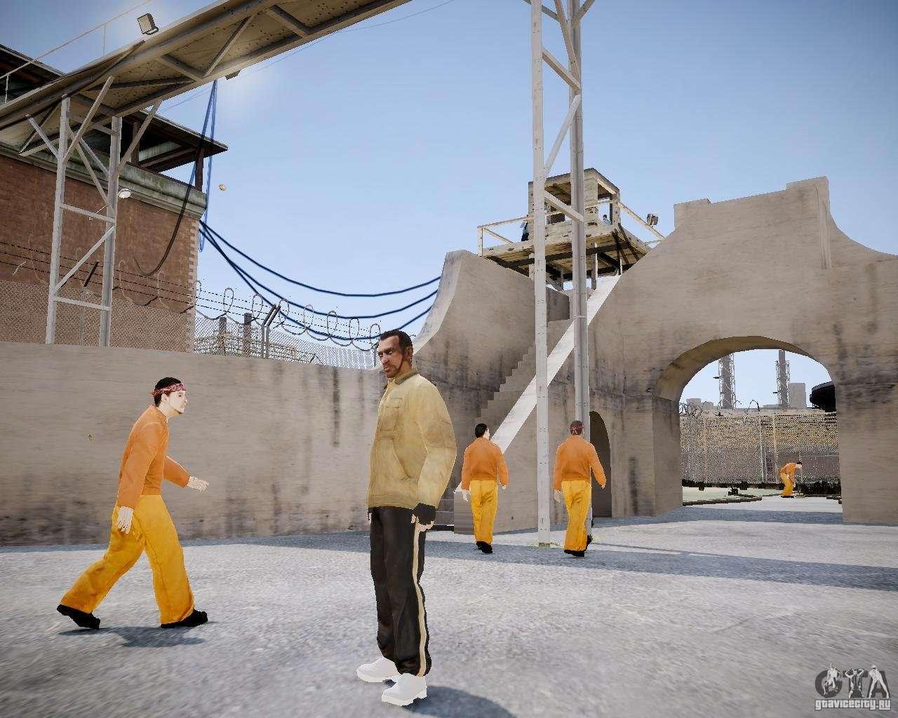 Prison Break Mod For Gta 4