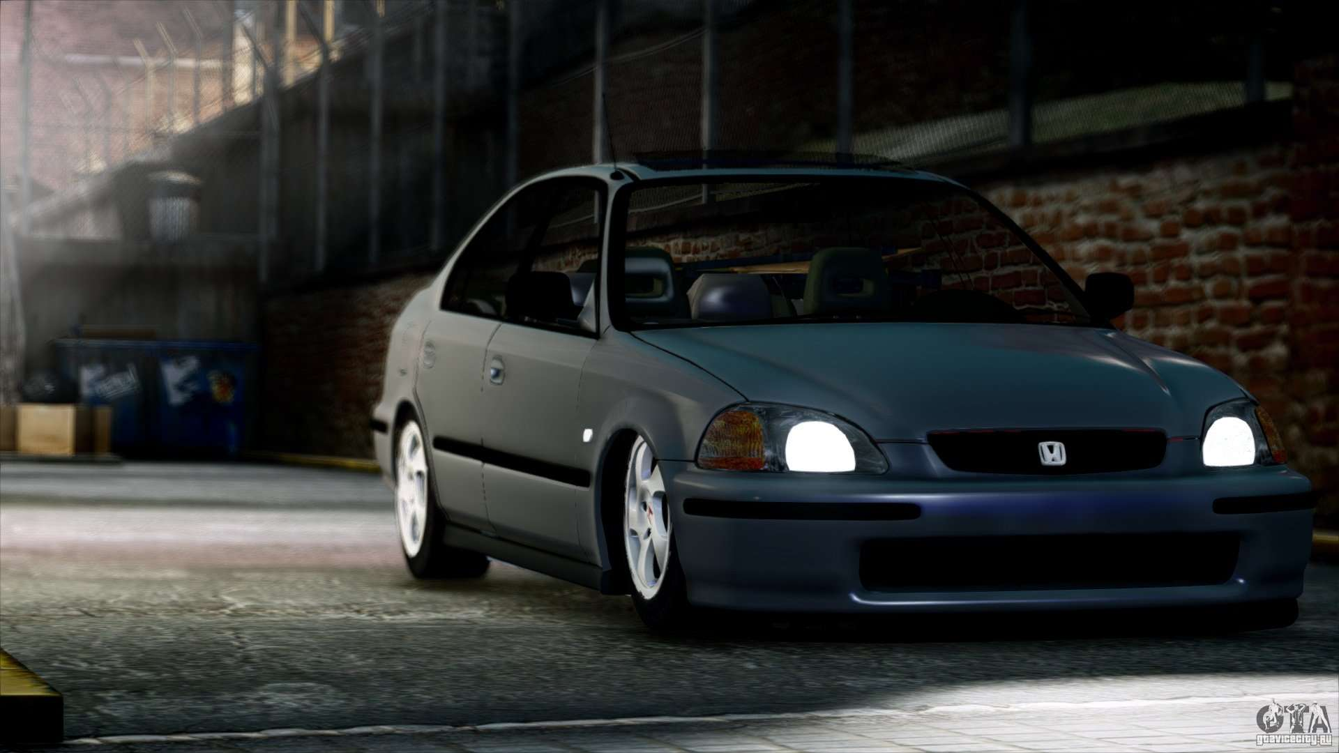 honda civic vti  gta