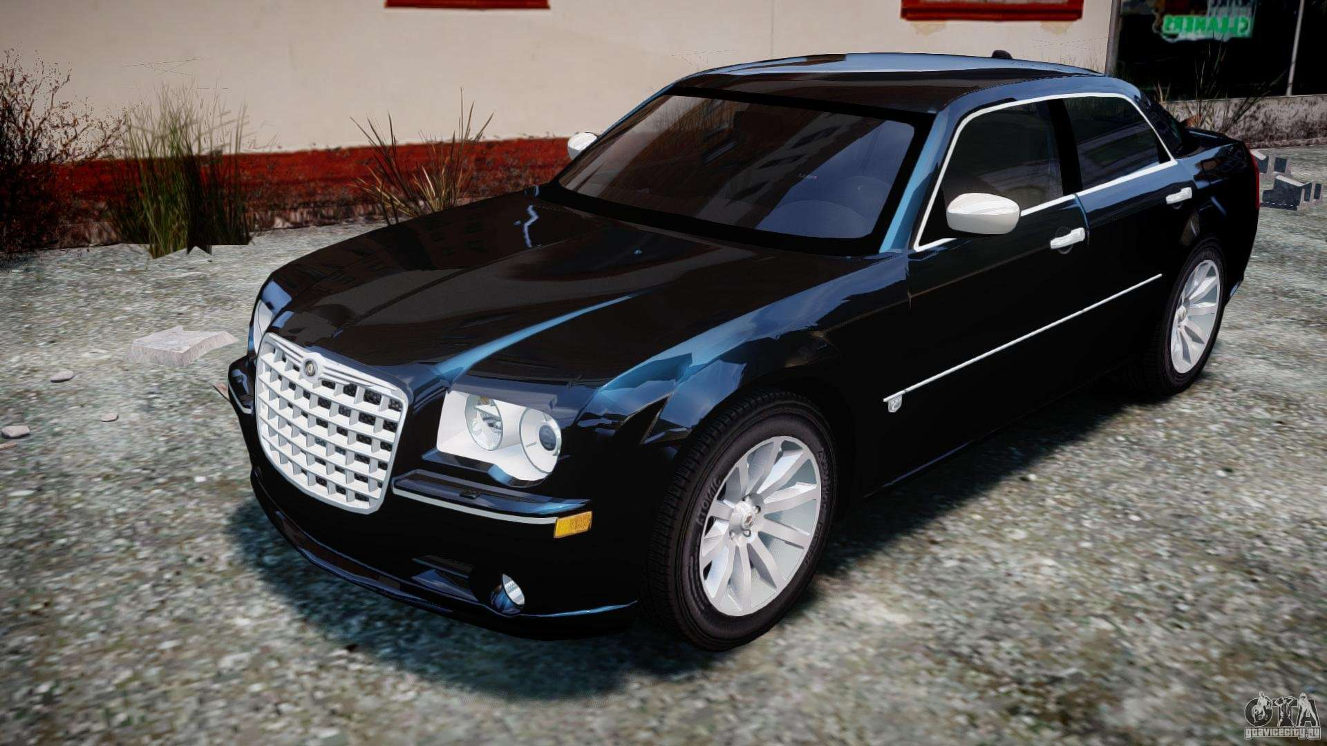 chrysler 300c srt8 tuning for gta 4. Black Bedroom Furniture Sets. Home Design Ideas