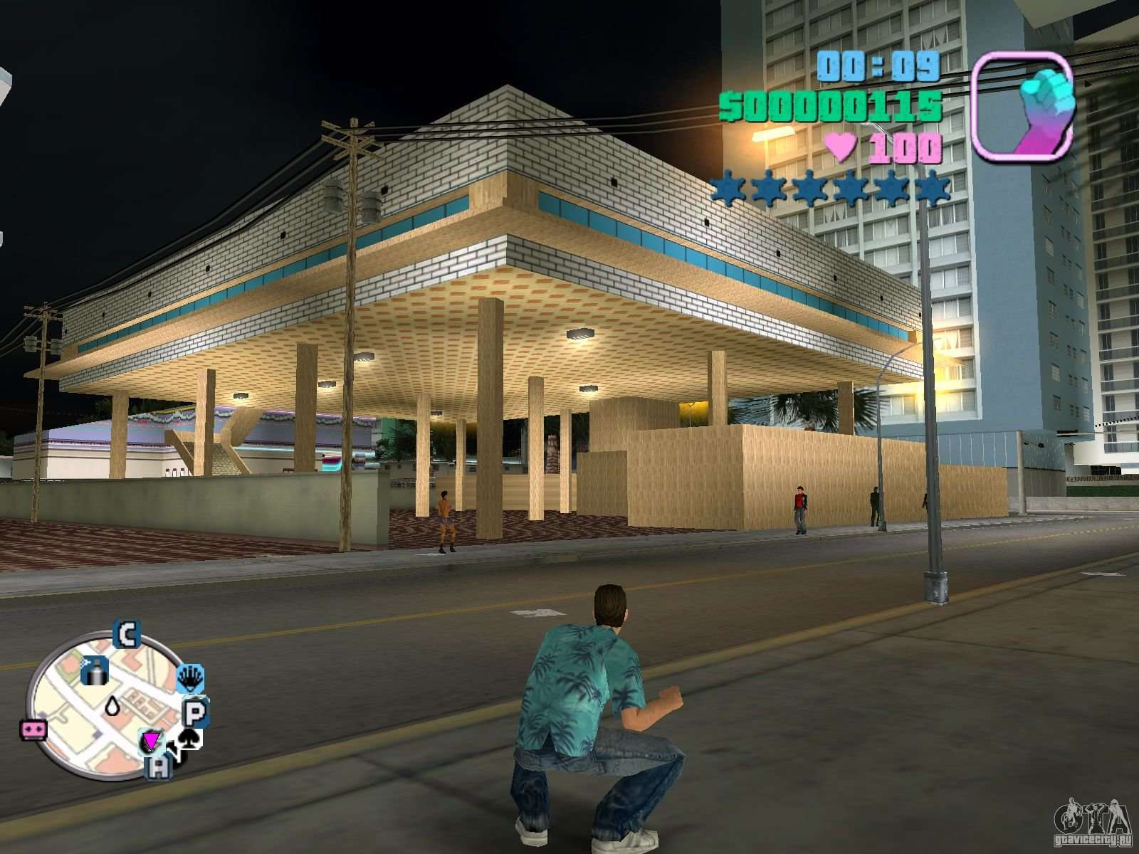 How to have sex with a women on grand theft auto vice city