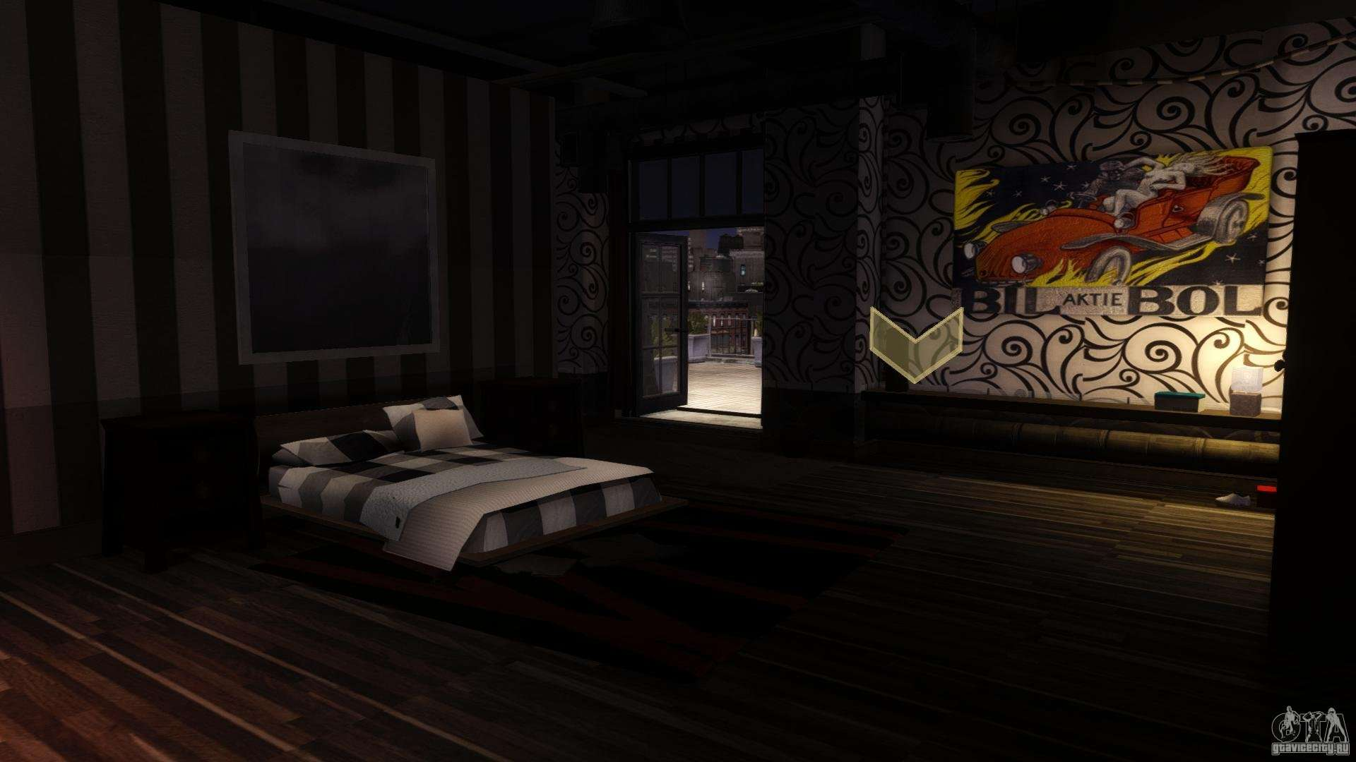 Playboy X New House Textures For GTA 4
