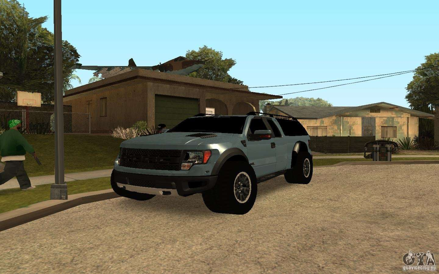 Ford Velociraptor for GTA San Andreas