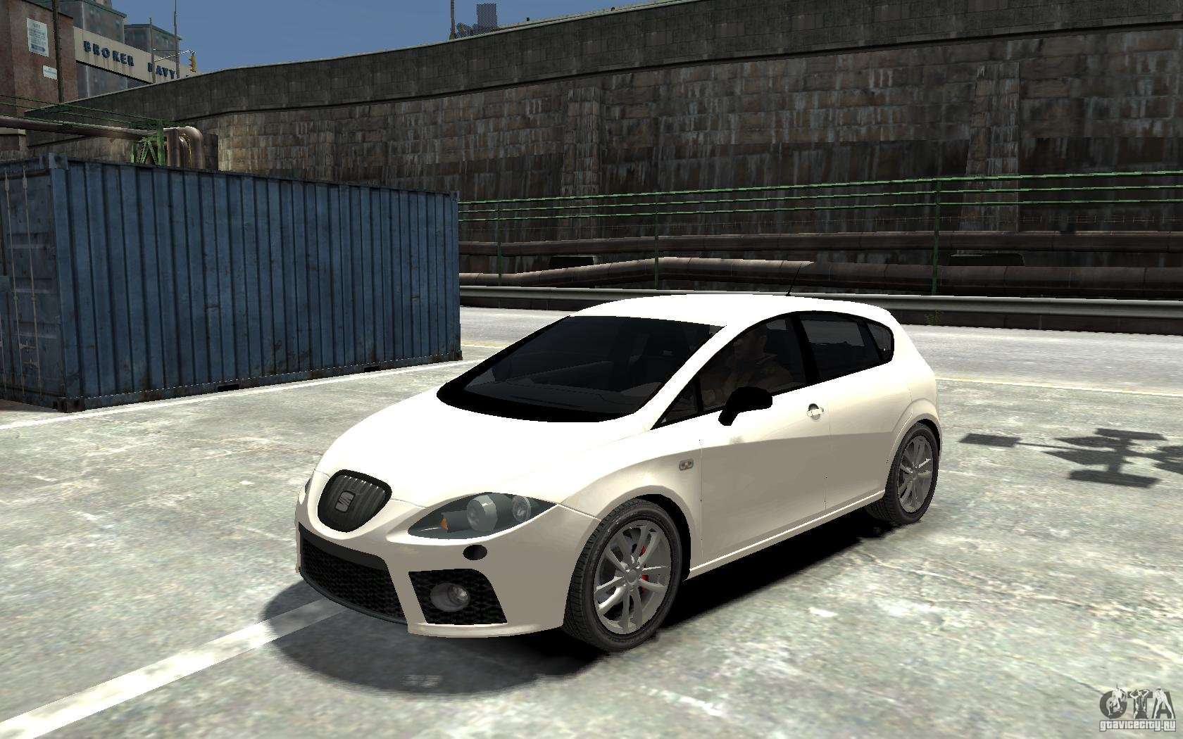 seat leon cupra v 2 for gta 4. Black Bedroom Furniture Sets. Home Design Ideas