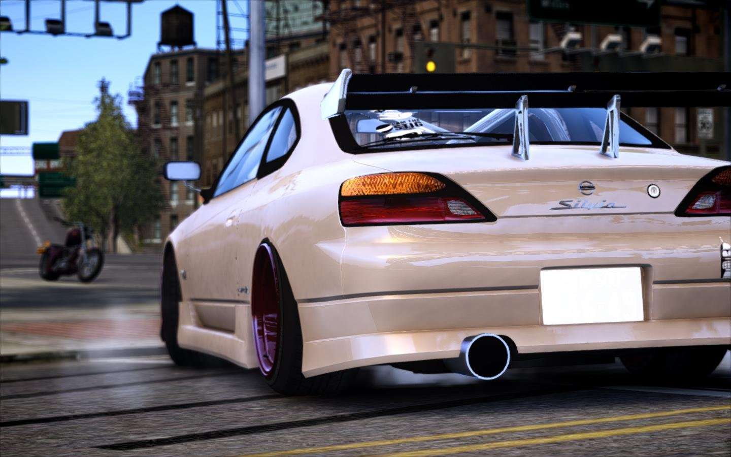 Buy Nissan Silvia S15 Front Lip for Aero Front Bumper | AusBody Works
