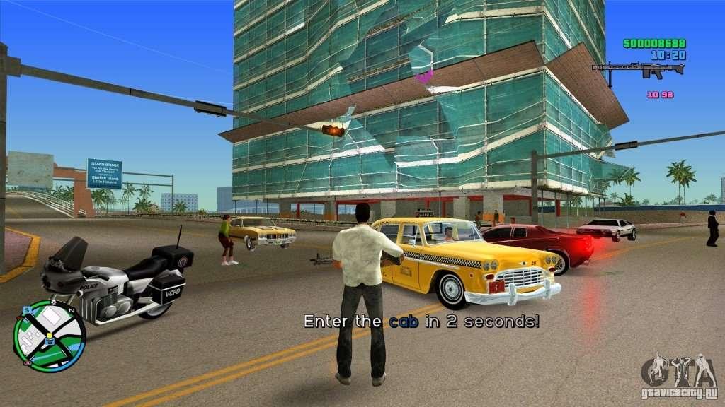 Gta IV Style 3D Marker for GTA Vice City