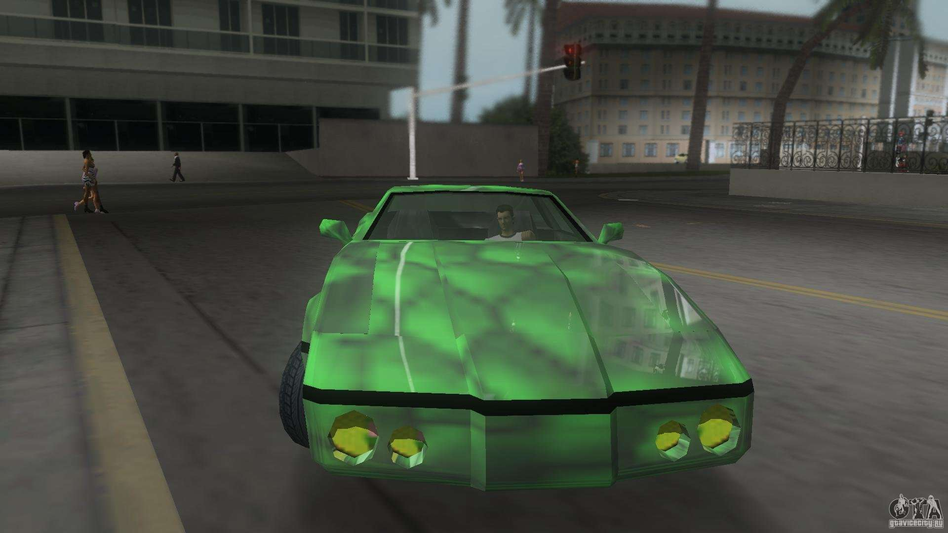 Fiat Of Glendale >> Reptilien banshee for GTA Vice City