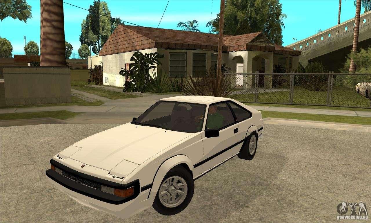 Toyota Celica Supra 1984 for GTA San Andreas